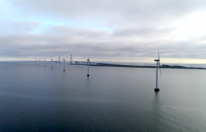 Sprogø Offshore Wind Farm – one of the most famous wind farms in Denmark